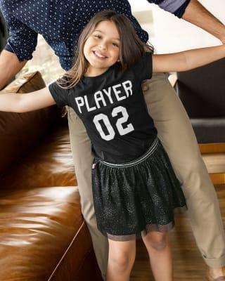conjunto nina camiseta y tutu brillante-700- Negro-MainImage