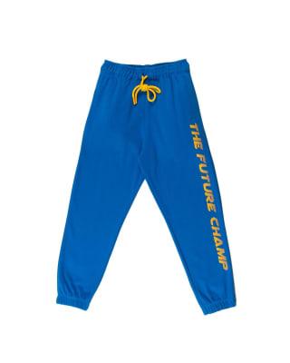 jogger para nino con bolsillos y cordon ajustable-464- Azul Rey-MainImage