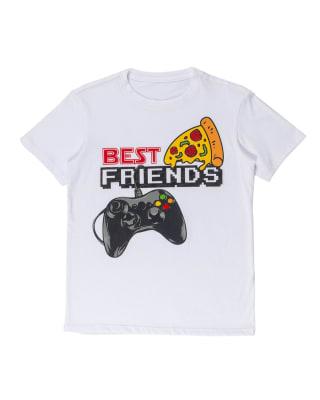 camiseta de nino con estampado con tecnica 3d elaborada en algodon-000- Blanco-MainImage