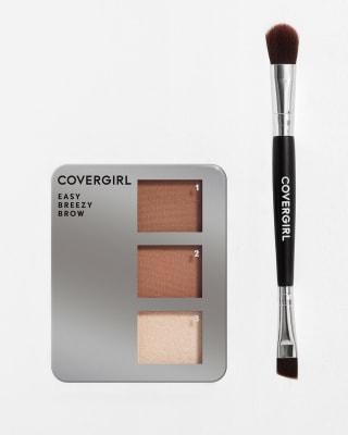 kit de cejas easy breeze brow powder covergirl-802- Rich Brown-MainImage