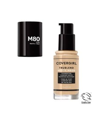 base de maquillaje liquida trublend matte made-800- Caramel Beige-MainImage