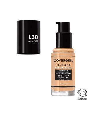 base de maquillaje liquida trublend matte made-801- Golden Ivory-MainImage