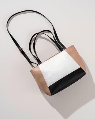 bolso femenino con cargaderas cortas y largas-000- Blanco-MainImage