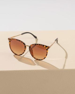 gafas femeninas proteccion uv 400 - incluye estuche y pano-087- Caf Medio-MainImage