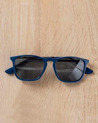 gafas con proteccion uv - incluyen estuche y pano-024- Azul Oscuro-MainImage