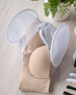 bolsa de lavado con cierre y estructura en cada extremo-000- White-MainImage