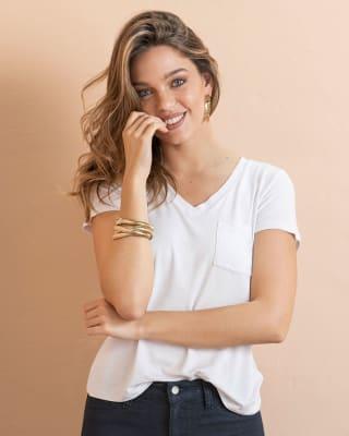 camiseta blanca basica para mujer-000- White-MainImage