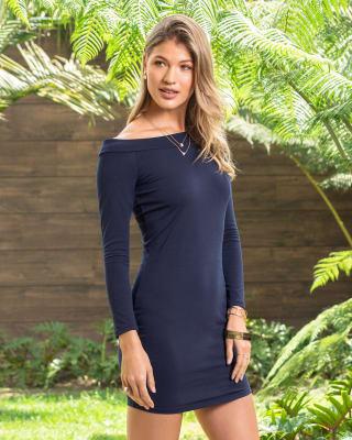 vestido navi silueta ajustada-457- Azul-MainImage