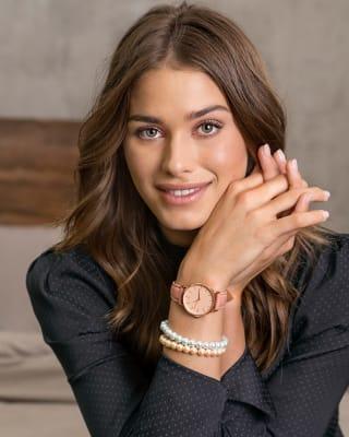 set reloj femenino  2 pulseras-145- Estampado-MainImage
