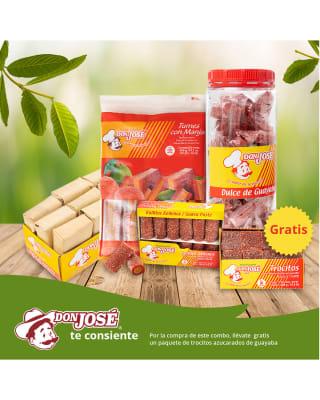 kit 4 deliciosa combinacion de productos a base de guayaba-Sin Color-MainImage