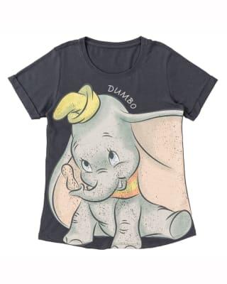 camiseta teens dumbo estampado ultra suave-723- Gris Est-MainImage