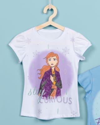 camiseta en algodon ultra suave nina - te llegara en colores o estampados disponibles-980- Surtido Comodin-MainImage