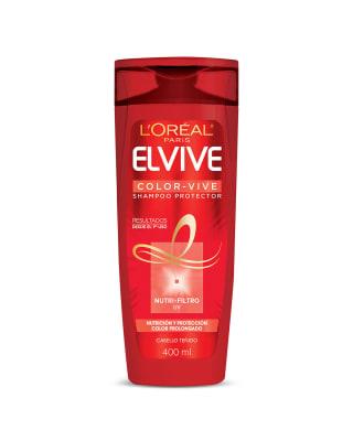 elvive shampoo protector color-vive loreal paris-SIN- SIN COLOR-MainImage