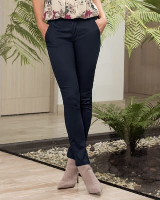 pantalon skinny elegante-024- Dark Blue-MainImage