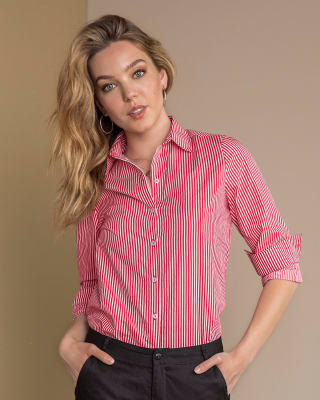 blusa manga larga perilla y punos funcionales en algodon-202- Rayas-ImagenPrincipal