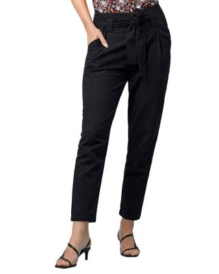 pantalon corto con bolsillos funcionales-700- Black-MainImage