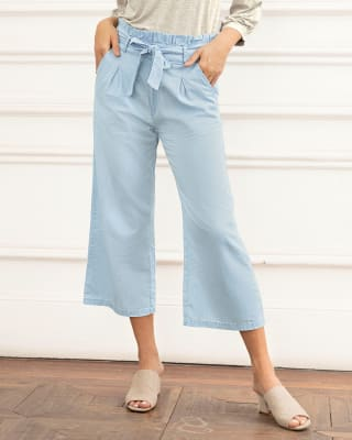 jean coulotte con tira anudable en cintura-141- Indigo-MainImage