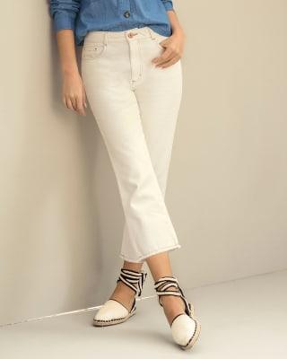 jean bota recta silueta corta y bolsillos funcionales elaborado en tela ecologica-825- Crudo-MainImage