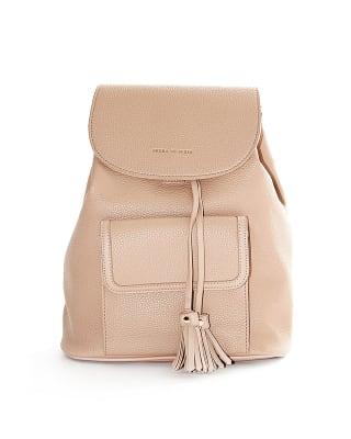 bolso tipo morral femenino fuera de serie-802- Beige-MainImage
