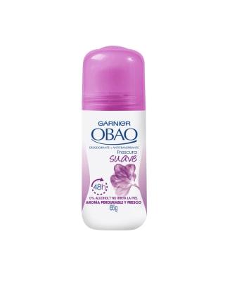 desodorante antitranspirante para mujer obao garnier-002- Frescura Suave-MainImage
