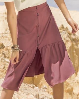 falda midi con botones y abertura-349- Vino Tinto-MainImage