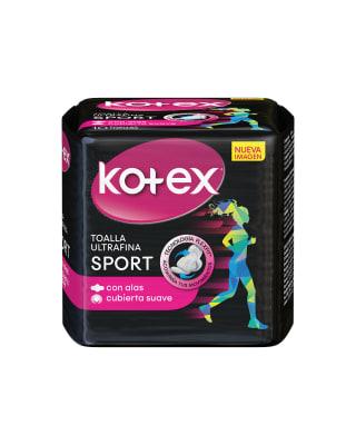 toalla ultrafina kotex sport con alas-Sin color-MainImage