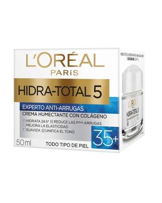 crema humectante con colageno 35 loreal paris-Sin Color-MainImage