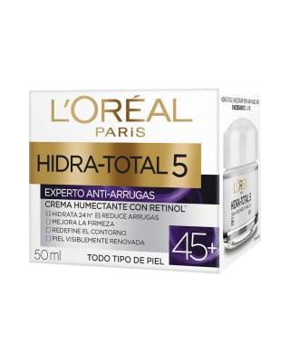 crema humectante con retinol 45 loreal paris-Sin Color-MainImage