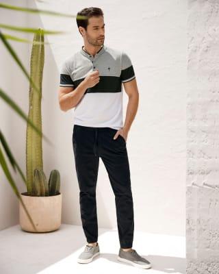 jogger londres pantalon de hombre-700- Black-MainImage
