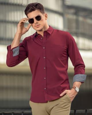 camisa manga larga vino tinto-349- Vino-MainImage