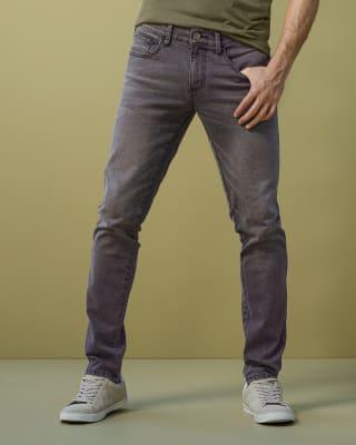 jean tokio de silueta ajustada para hombre-027- Gris-MainImage