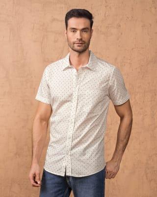 camisa manga corta para hombre elaborada en algodon-132- Estampado-MainImage