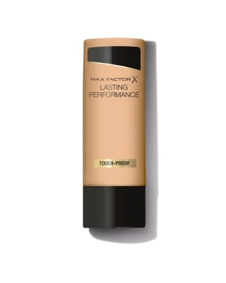 base de maquillaje liquida lasting performance max factor-801- Sun Beige-MainImage