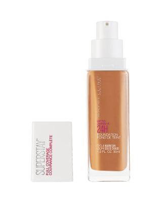 base de maquillaje superstay 24h alta cobertura-813- Cafe Medio-MainImage