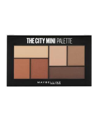 paleta de sombras city mini palette-801- Brooklyn Nudes-MainImage