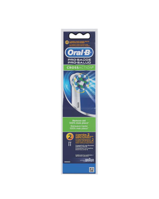 cabezal cross action repuesto para cepillos electricos oral-b 2 unidades-SIN- Elixir Argan-MainImage
