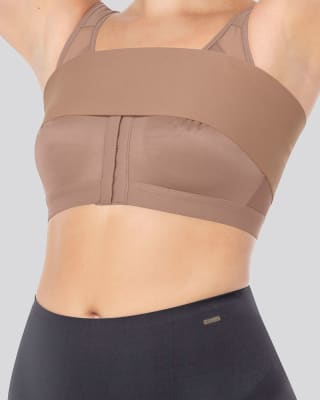 breast and chest compression wrap-852- Beige-MainImage