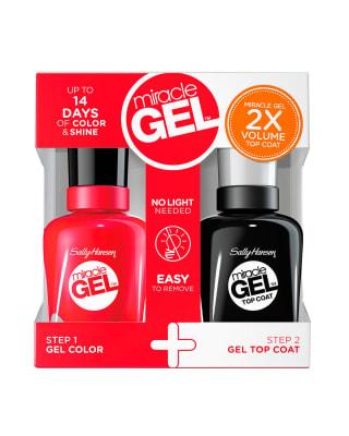 pack esmalte de unas miracle gel-002- Red Eye-MainImage