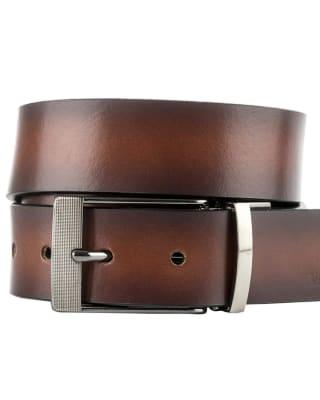 cinturon masculino doblefaz palmar - velez-835- Café-MainImage