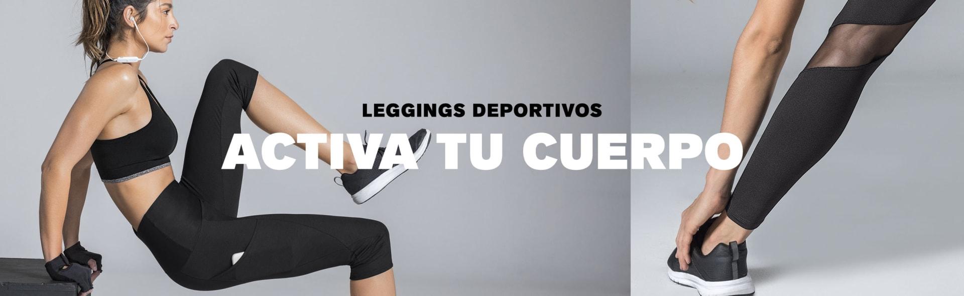 Leggings Deportivos Leonisa