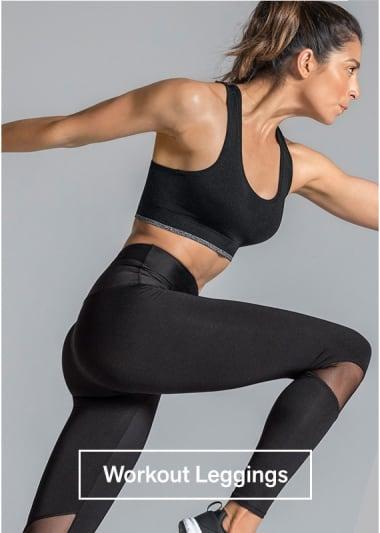 Workout Leggings - Leonisa