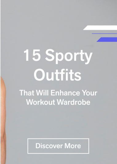 15 Sporty Outfits - Leonisa
