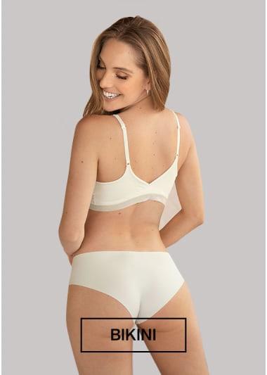 Bikini Panties and Bikini Underwear - Leonisa