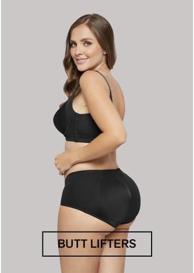 Butt Enhancer Panties and Butt Lifters Panties - Leonisa