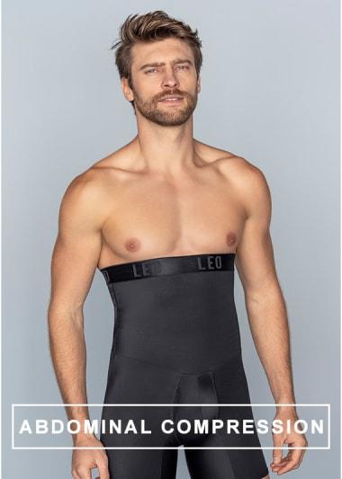 Belly Reduction Shapewear for Men LEO