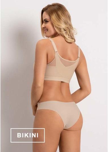 Panties Tipo Bikini - Leonisa