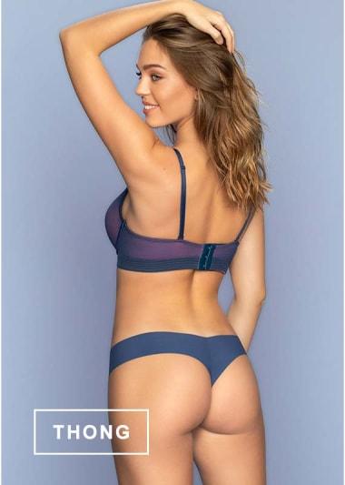 Thongs and Brazilian Panties - Leonisa
