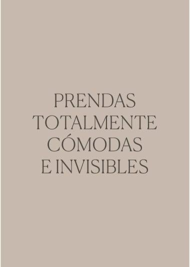 Fajas invisibles - Leonisa