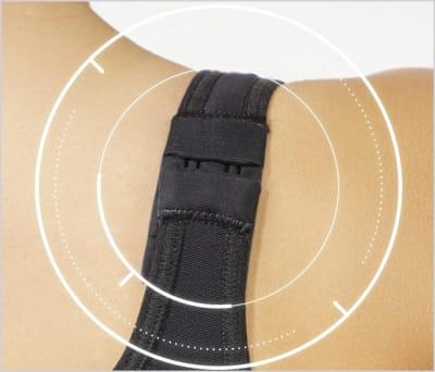 Back Support Bra with Super-soft straps