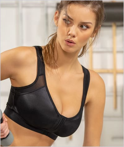 Back Support Sports Bra